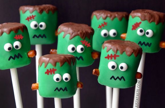 10 Cute Halloween Recipes