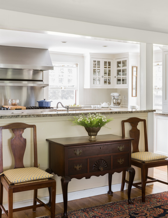 1670 Antique Colonial Renovation by Wilson Kelsey Design