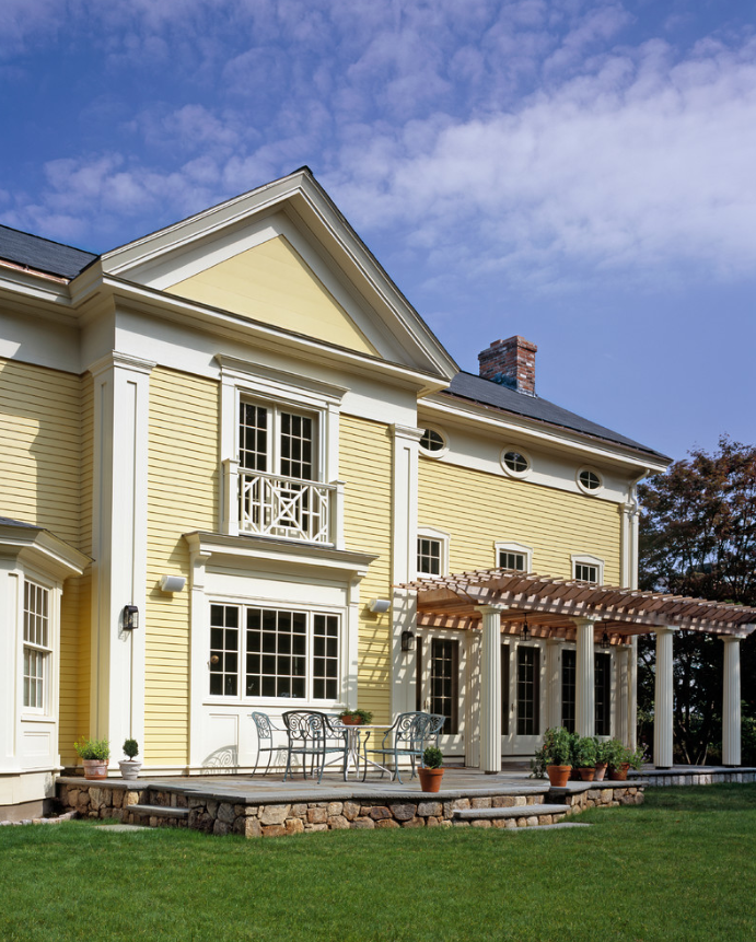 Real Estate Pick of the Week: A Greek Revival by Jan Gleysteen Architects