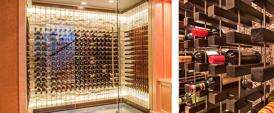 Charles River Wine Cellars Introduces A Contemporary Wine Storage System Boston Design Guide