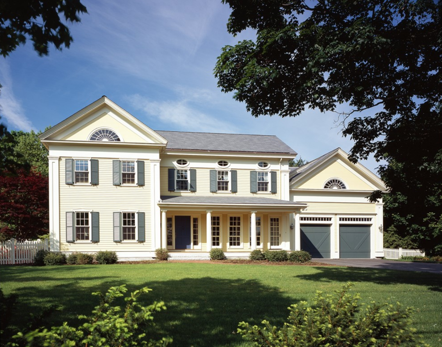 Real Estate Pick of the Week: A Greek Revival by Jan Gleysteen