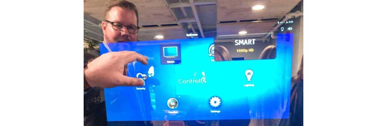 Séura Smart Mirror at Sounds Good Corporation