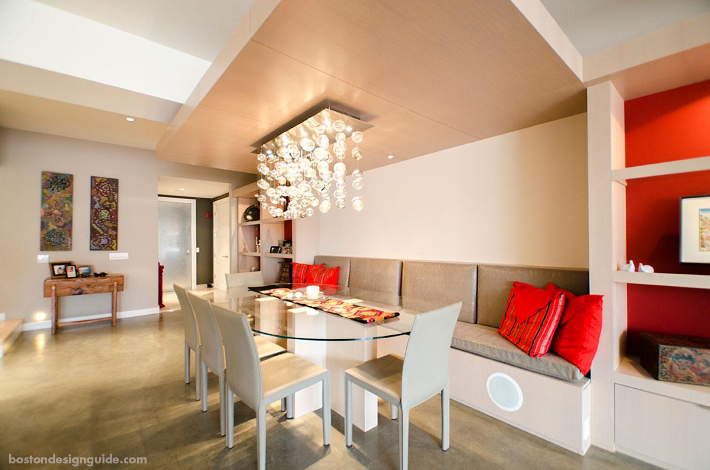 Modern custom kitchen by Sleeping Dog Properties, Inc