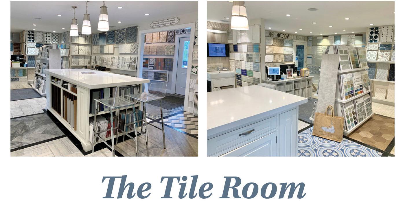 The Tile Room, Nantucket Island