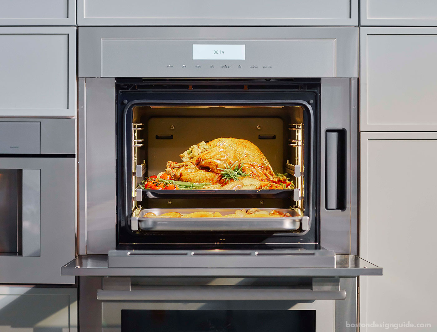 Thermador 30-Inch Master Double Oven available at Poirier Sales & Service