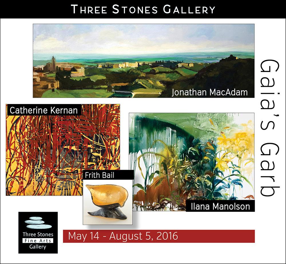 Three Stones Gallery Opening May 14