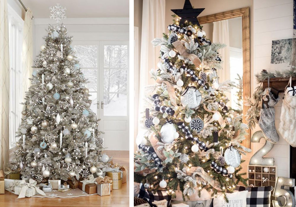 Christmas tree design ideas