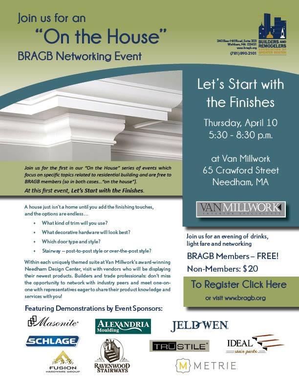Van Millwork Hosts Networking Event