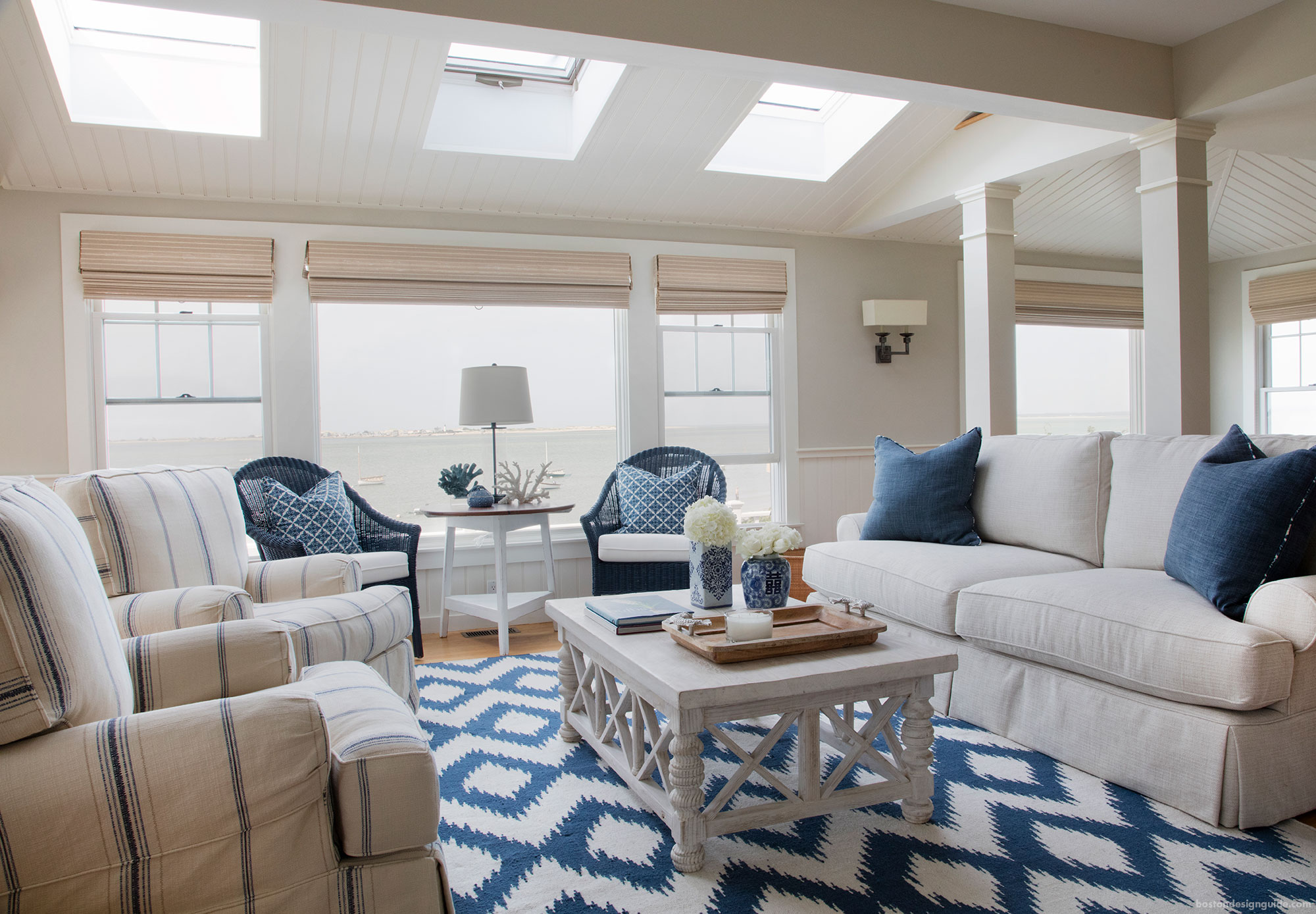 Cape cod interior designers for Cape cod decor