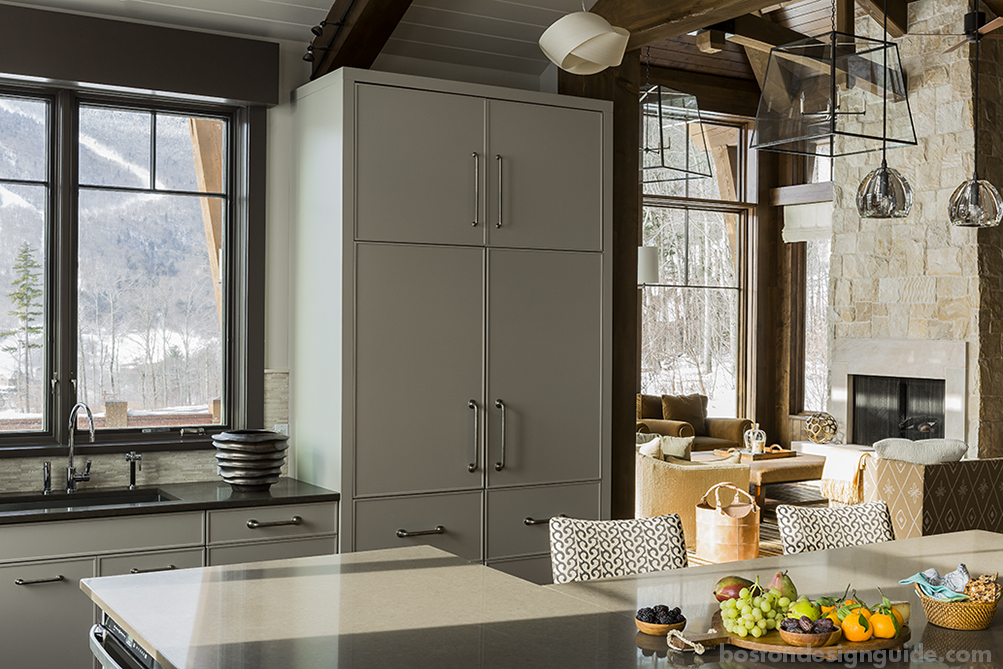 Ski House Kitchen