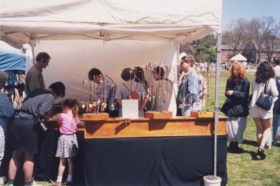 Autumn Arts & Crafts Festival at the Wayside Inn