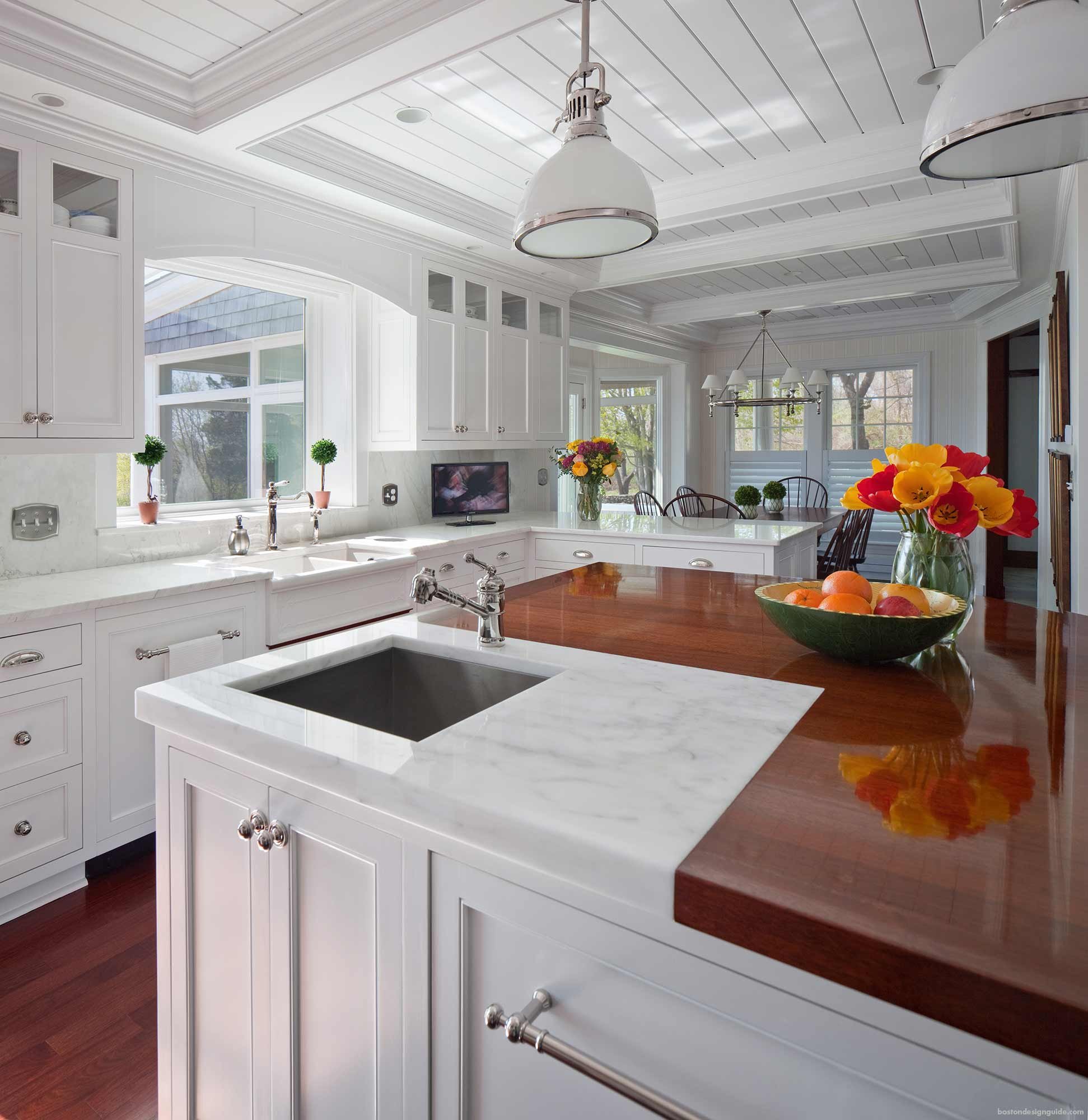 high quality millwork design in New England