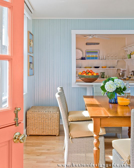 Bring The Beach Inside Your Home Boston Design Guide