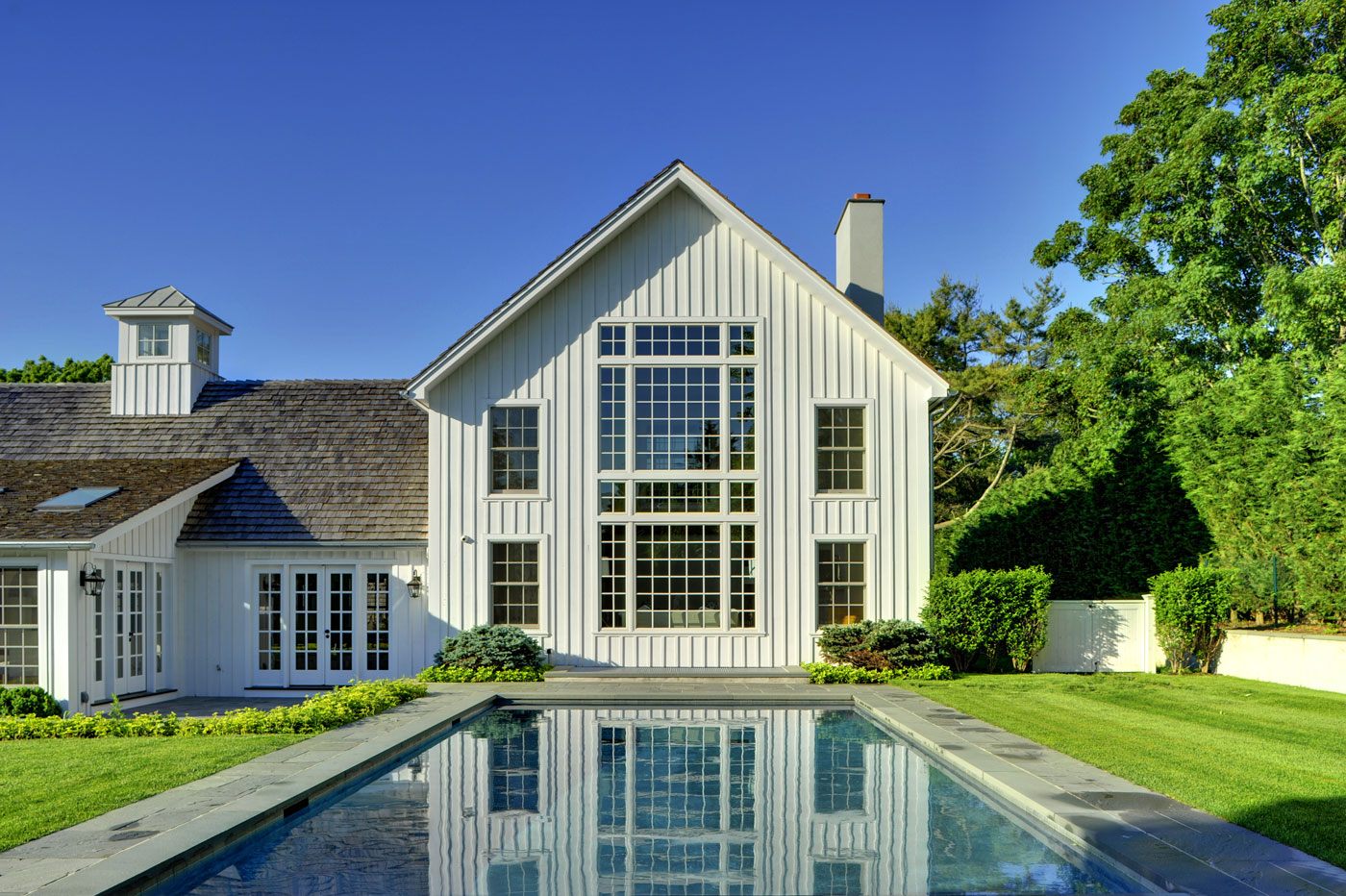 Yankee Barn Homes' Laurel Hollow Barn Home