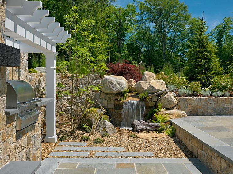 Yard boss landscape design for Garden design llc