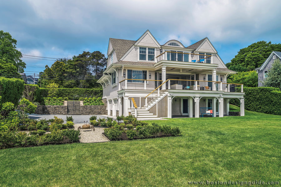 A Tesa Architecture Classic New England Architecture In