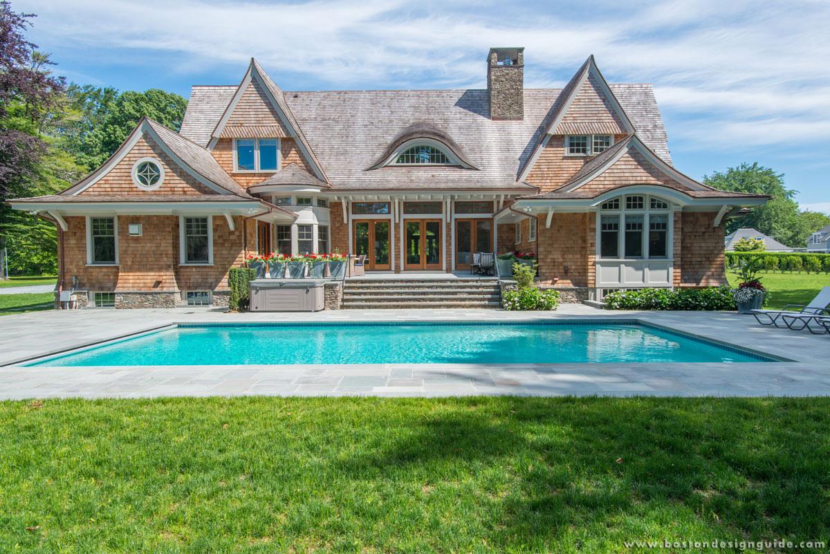 A tesa architecture for Beach house ri