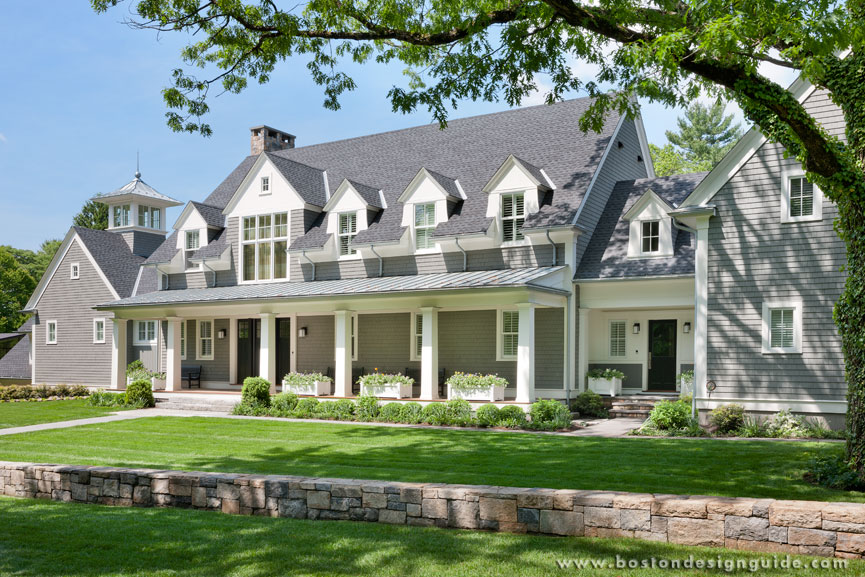 Affinity builders home construction manager general for Classic new england home designs