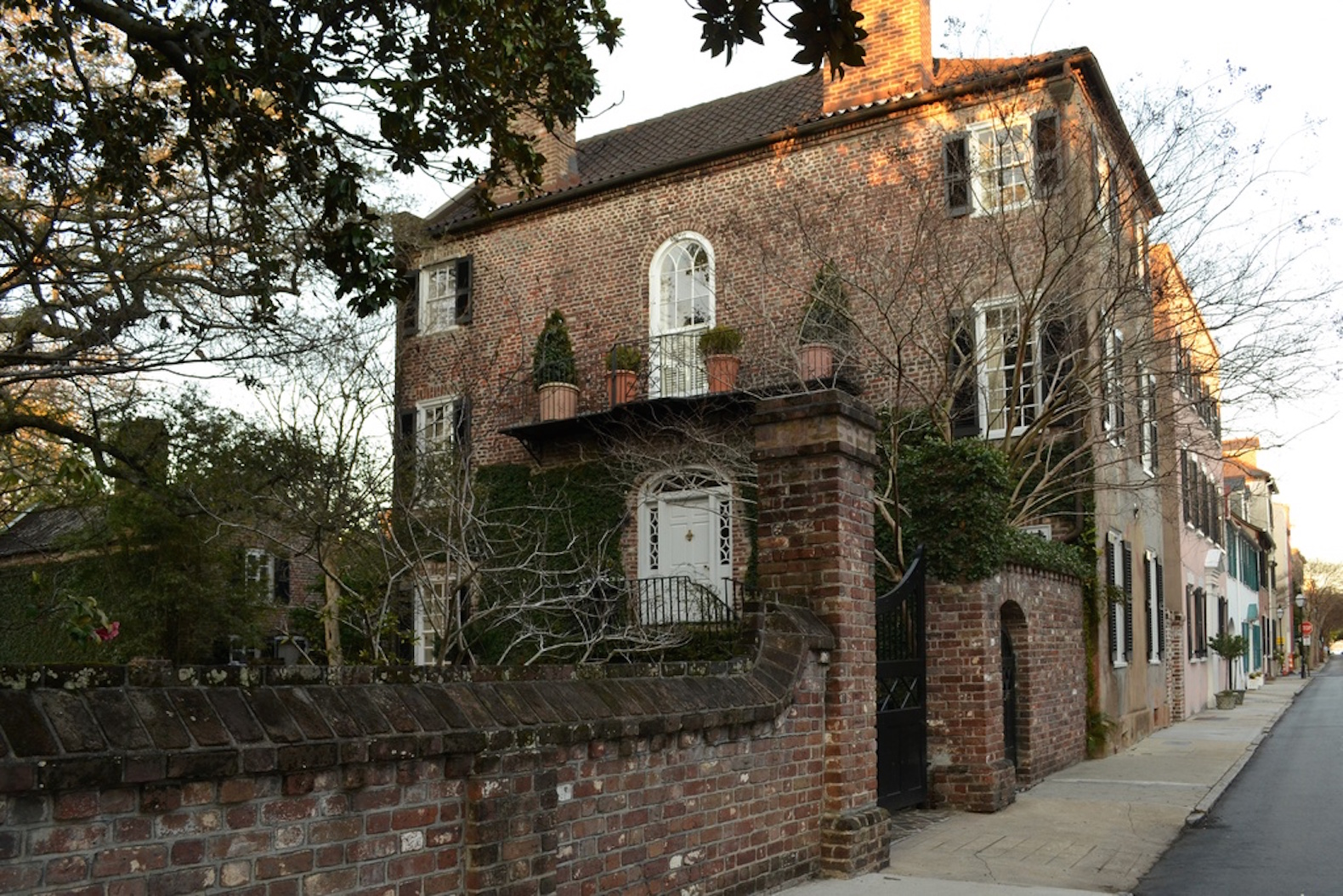 The Alfred Hutty Residence: Restoring a Charleston Classic