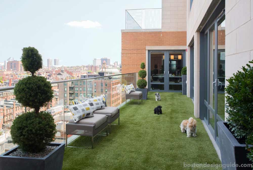 high-end luxury condos in Boston
