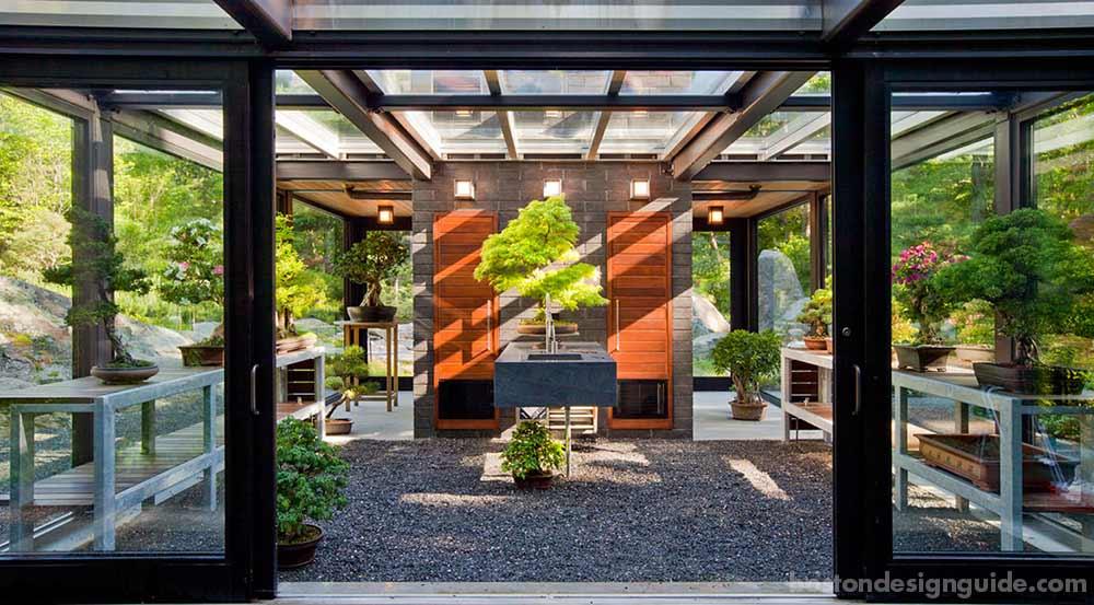 modern home conservatories