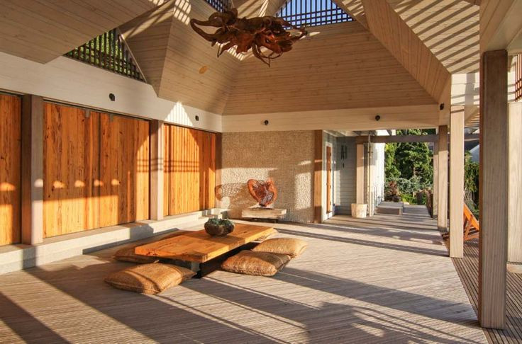 Outdoor Spaces For Fall