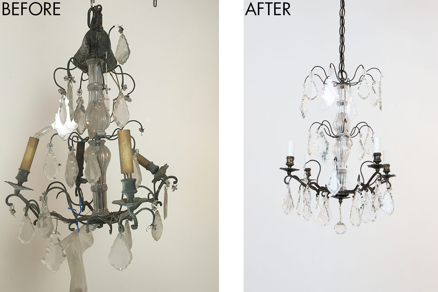 refurbished lighting