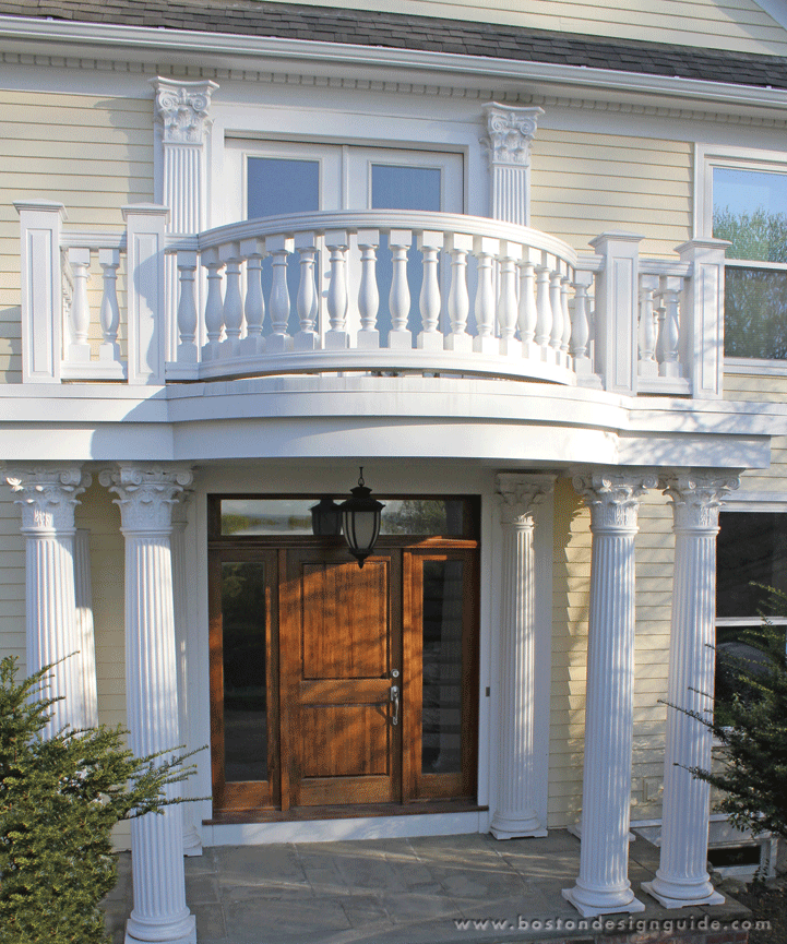 Top bdg pinterest pins this week february 21st boston for Exterior architectural elements