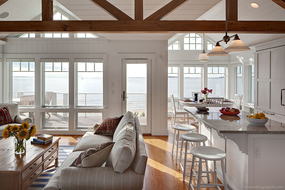 Beach Home Waterfront Views