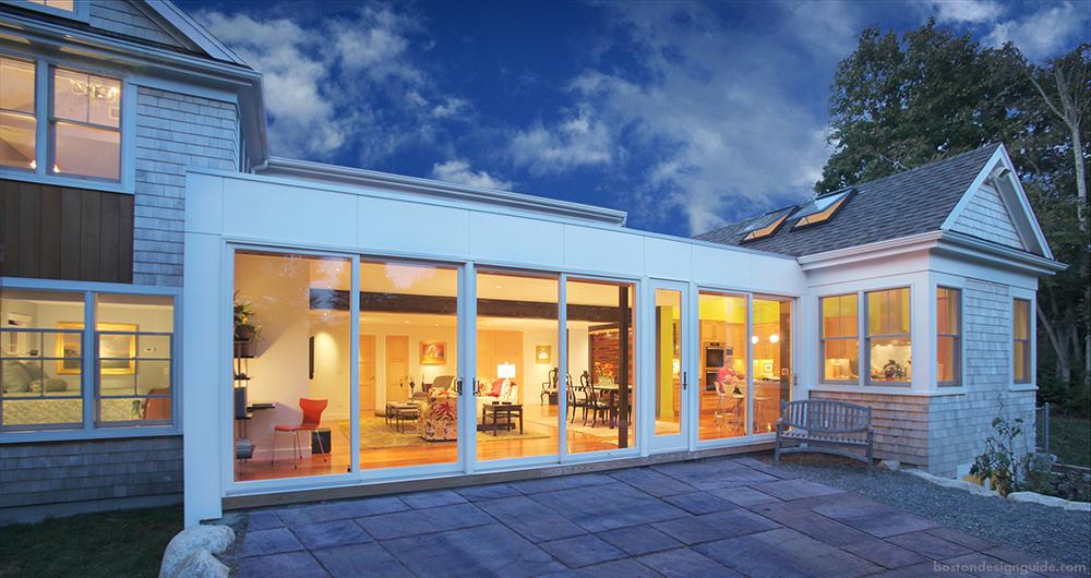 Luxury Cape Cod Homes Architect