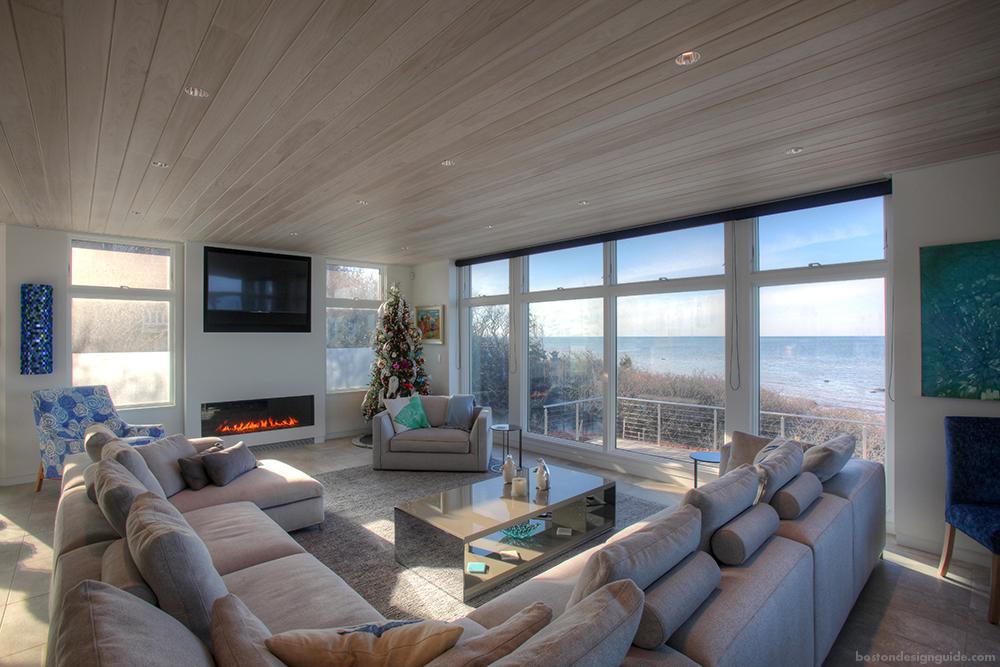 Cape Cod Bay Homes Architecture