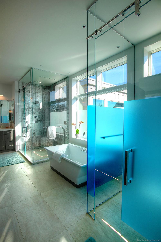 New England Bathroom Design Architecture