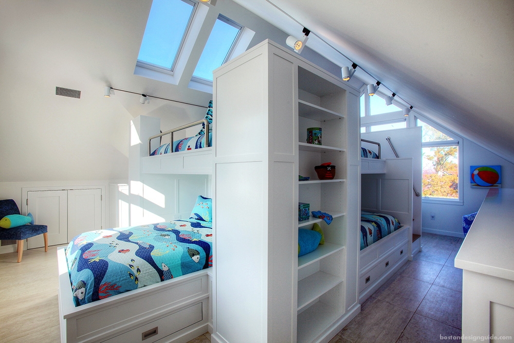 Cape Cod Bedroom Design