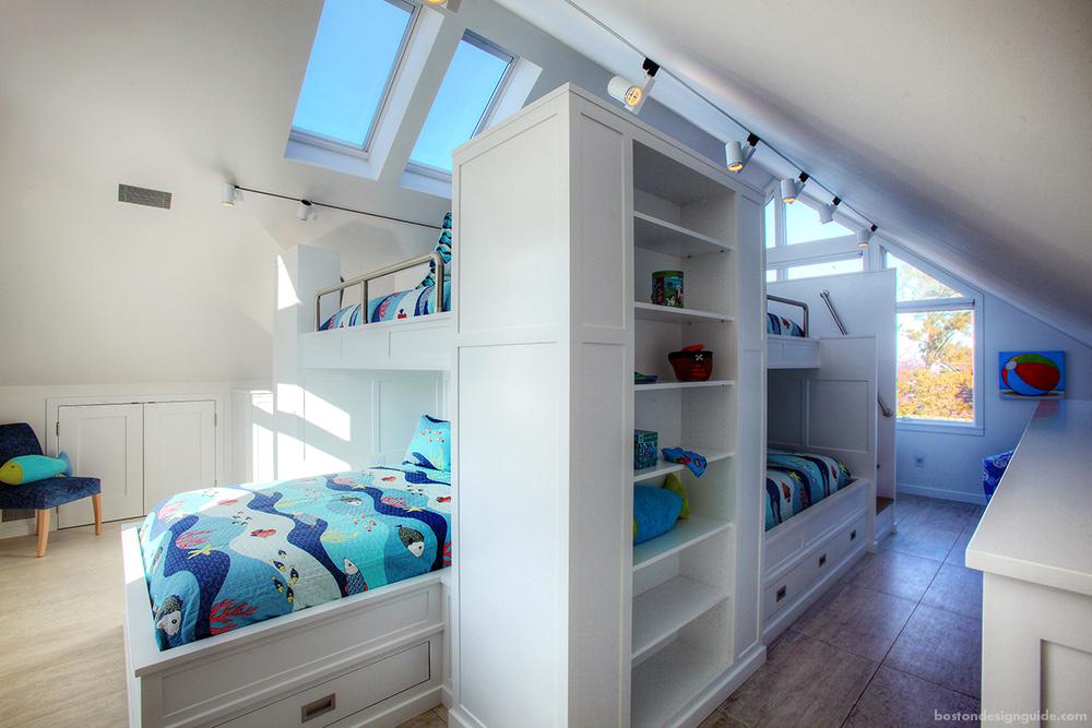 Cape Cod Bedroom Design