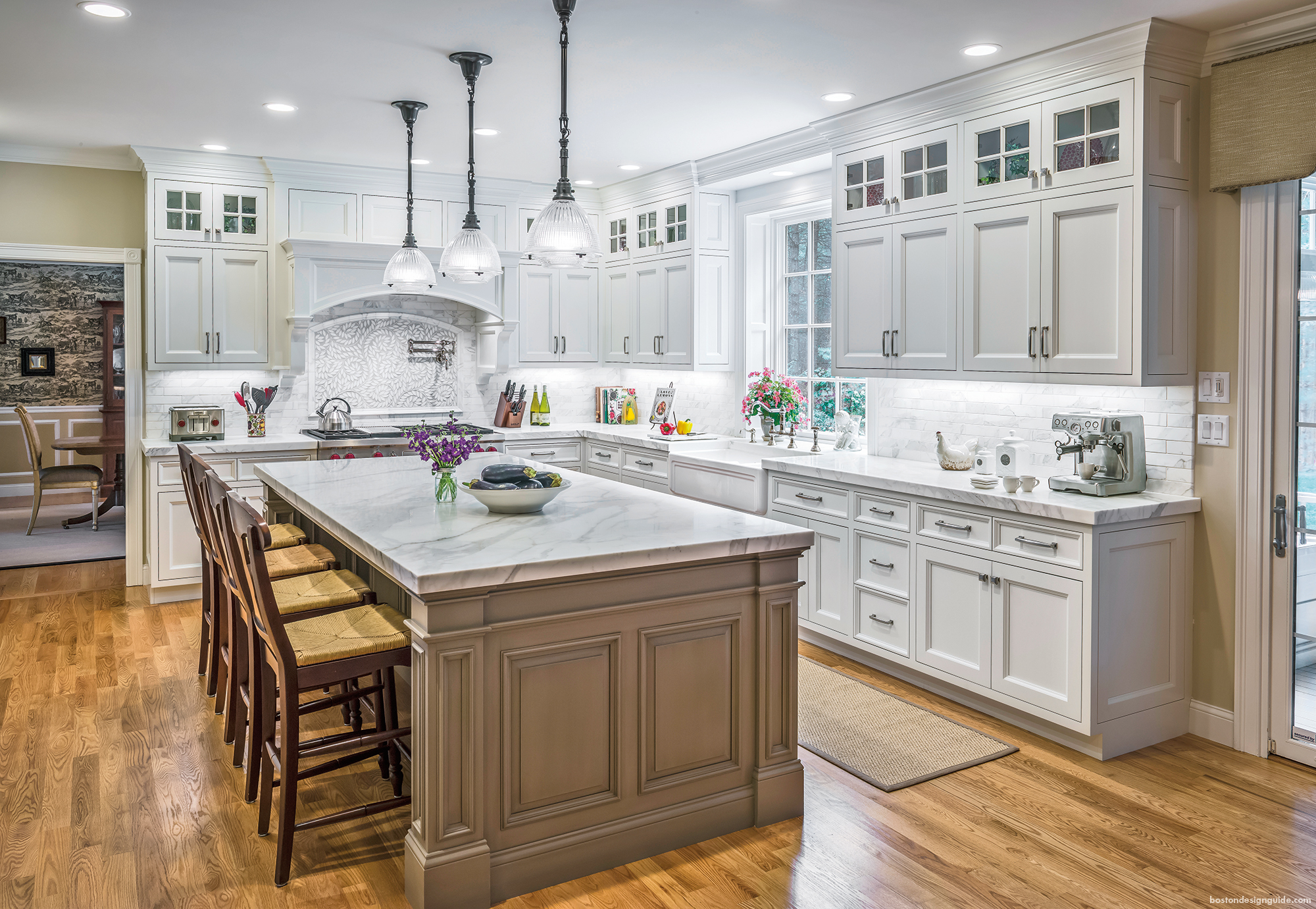 High End Custom Kitchen and Bath Home Design Professionals in