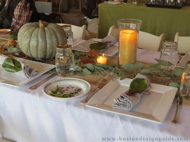 BDG Publisher Melania Kaplan Hosts Beautiful Barn Thanksgiving
