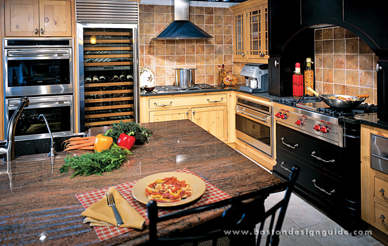 High End Home Appliances - Kitchen and Bath - Boston Design ...