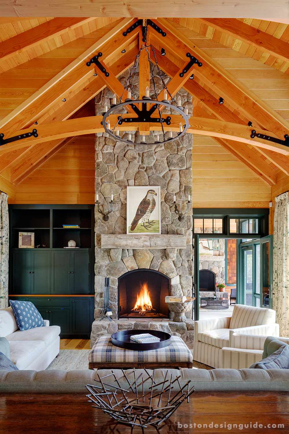 Battle Associates Architects Wood Clay And Mollie Johnson Interiors