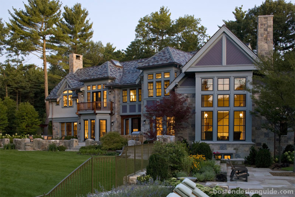 high end home builders in New England