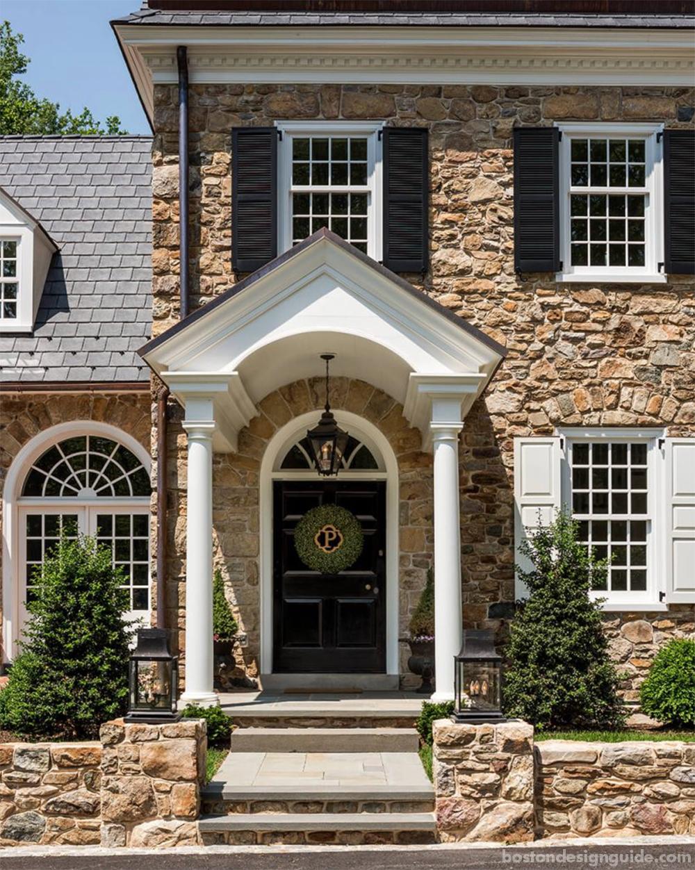 custom residential shutters