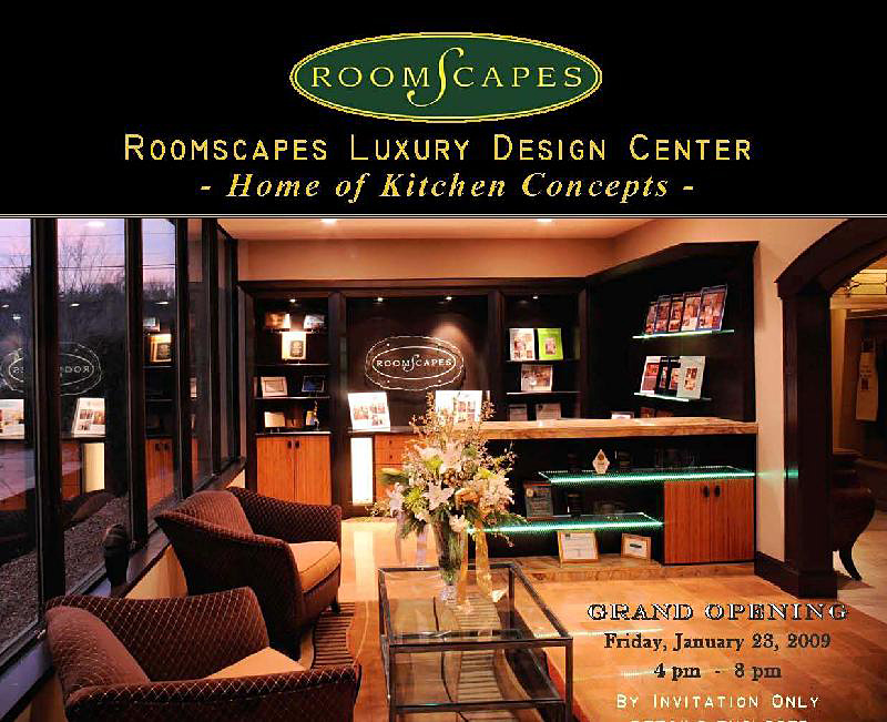 Roomscapes Luxury Design Center Grand Opening Boston Design Guide