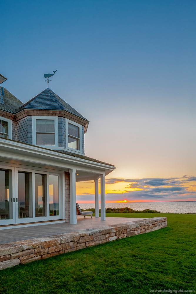 Cape Cod New England Luxury Home Design