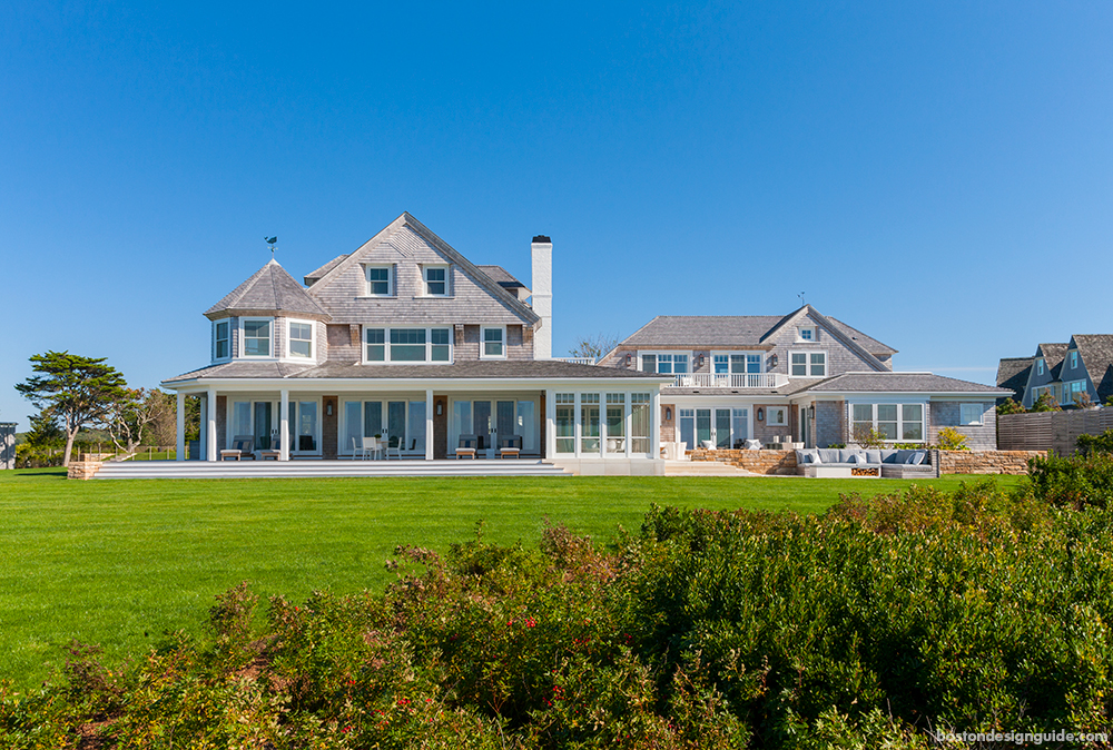 Oceanfront Paradise Homes on Cape Cod New England