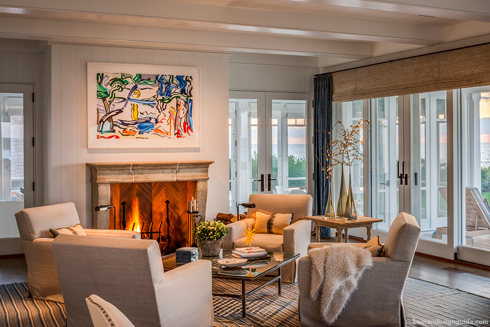 State-of-the-art designs and amenities in New England