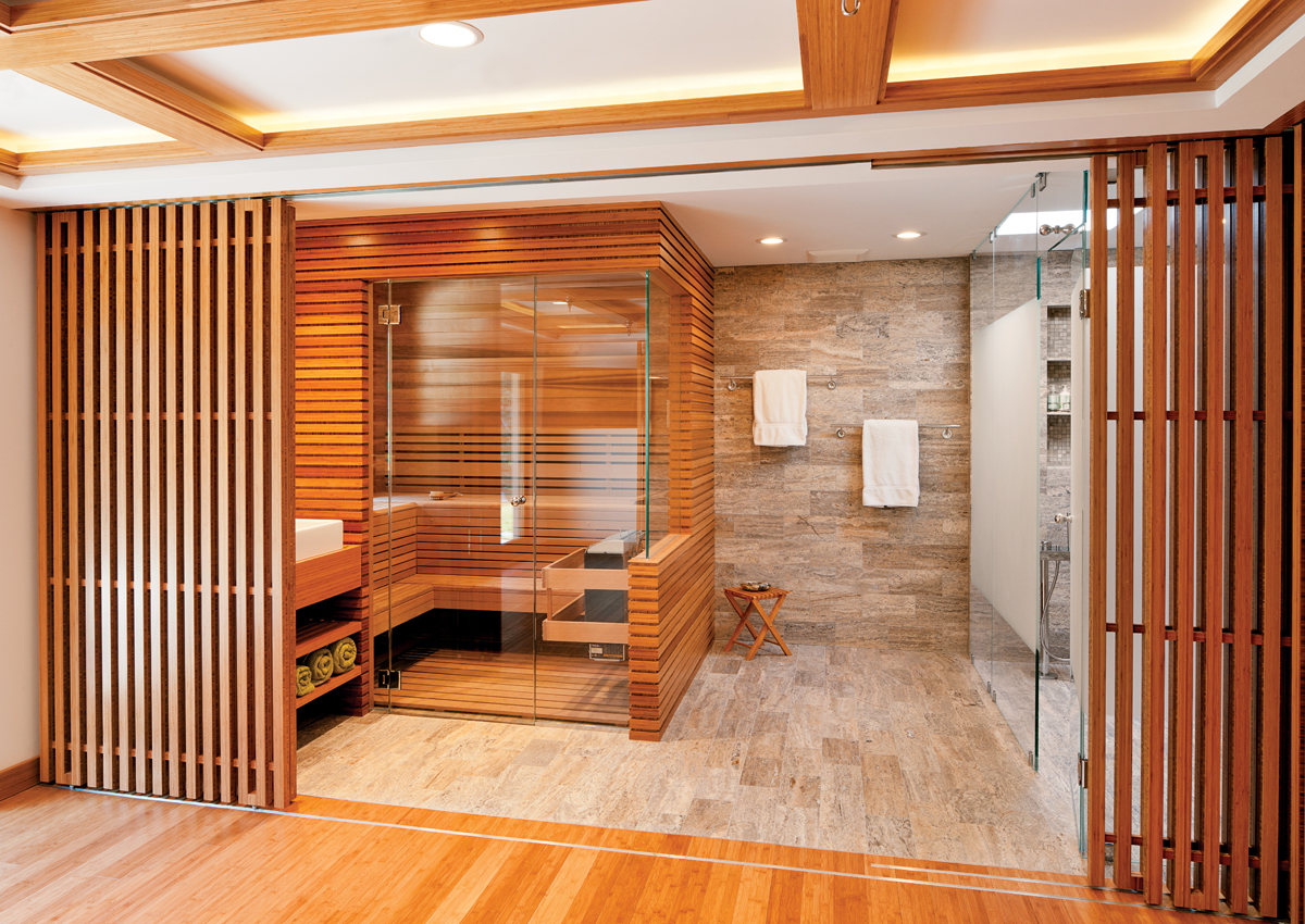The Envy-Worthy Home Spa