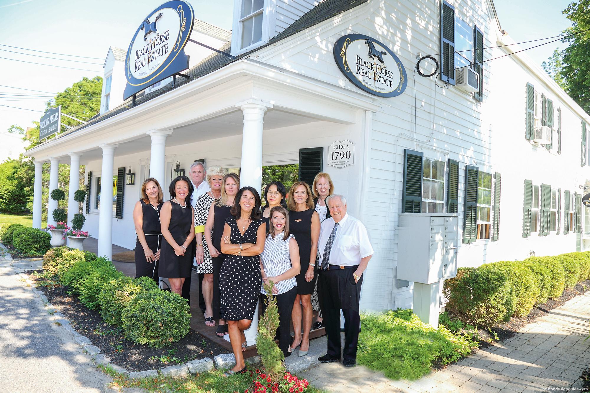 Black Horse Real Estate Inc Boston Design Guide