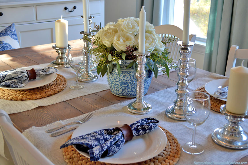 Holiday Table Setting & BDG Holiday Table Setting Challenge: Photos Submitted | Boston ...