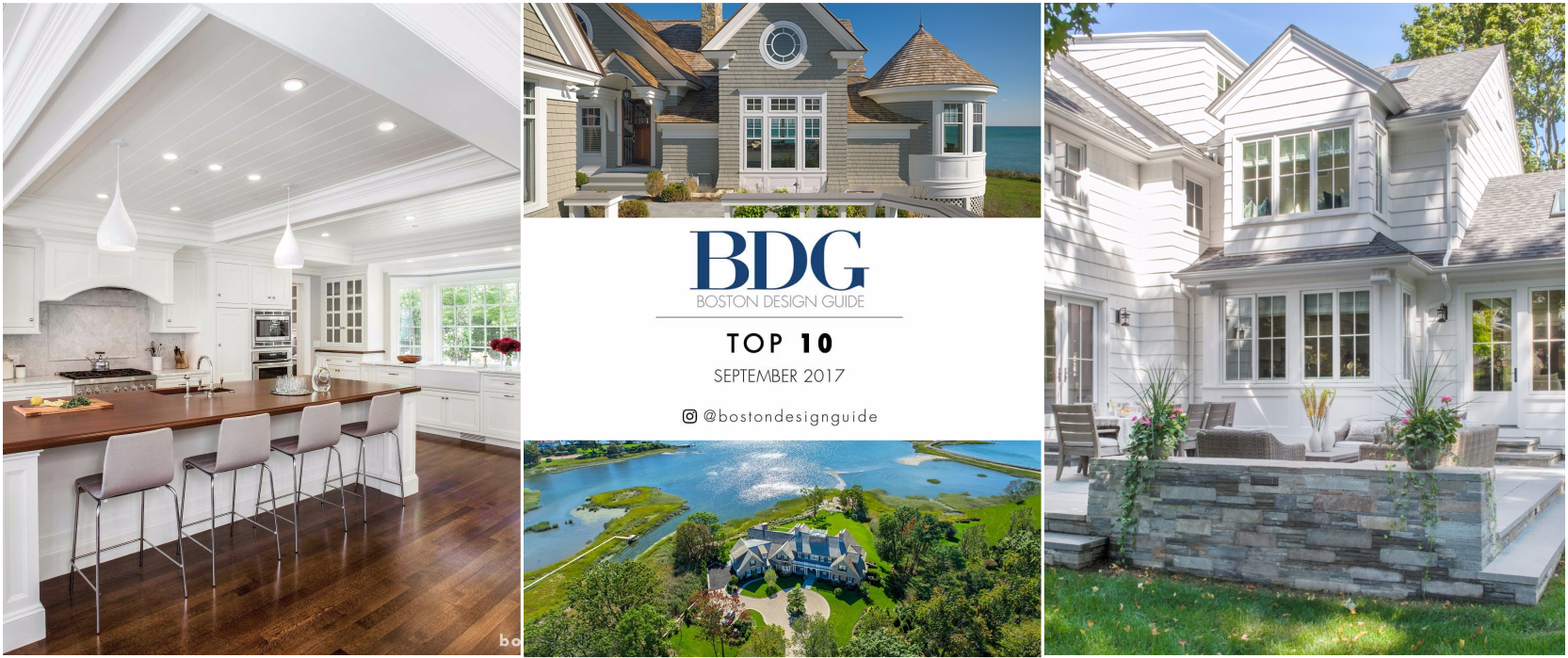 BDG Top Instagram Posts: September 2017 | Boston Design Guide