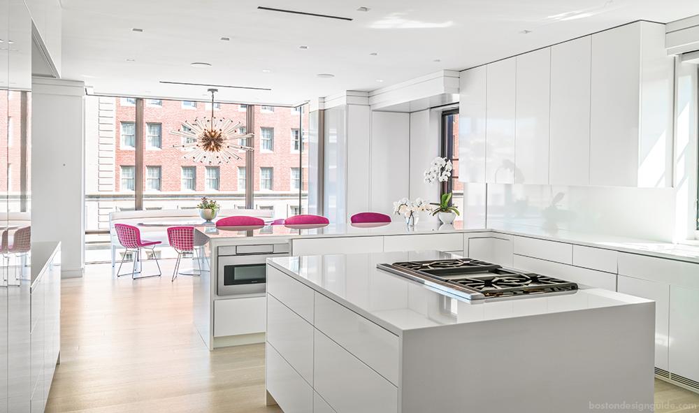 luxury condo design in Boston