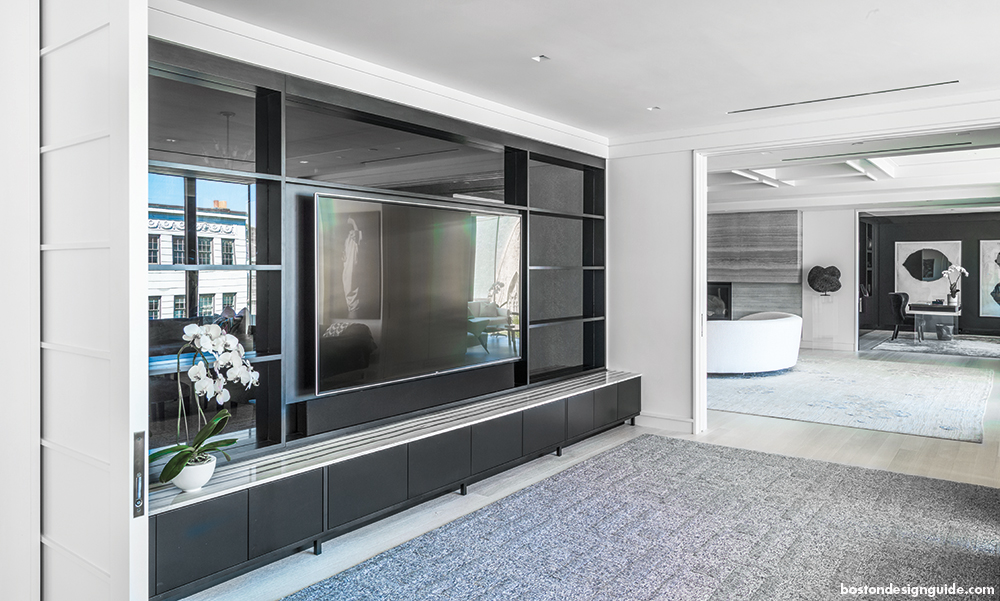 modern, luxury apartments and condos in Boston
